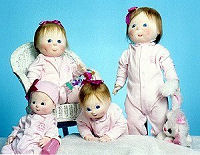 Baby Doll Patterns OnSale - Click HERE!