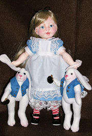 Little Bleuette in Cloth! - Online Cloth Doll Class - Click HERE!