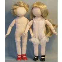Bleuette size cloth doll manikin - free download.