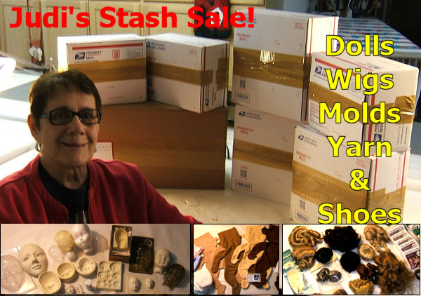 Judi's Stash Sale